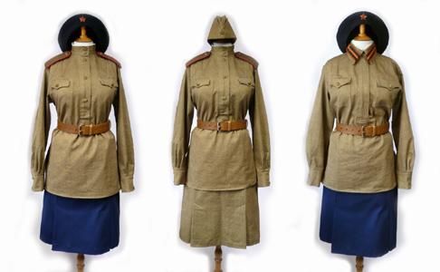 Vojenské uniformy a výstroj   Šaty a620d3167b